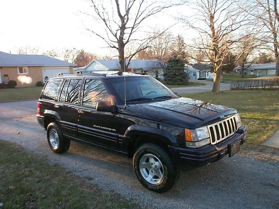 rodon 1998 jeep grand cherokee specs photos modification. Black Bedroom Furniture Sets. Home Design Ideas