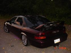 FASTATHNUs 1997 Dodge Intrepid