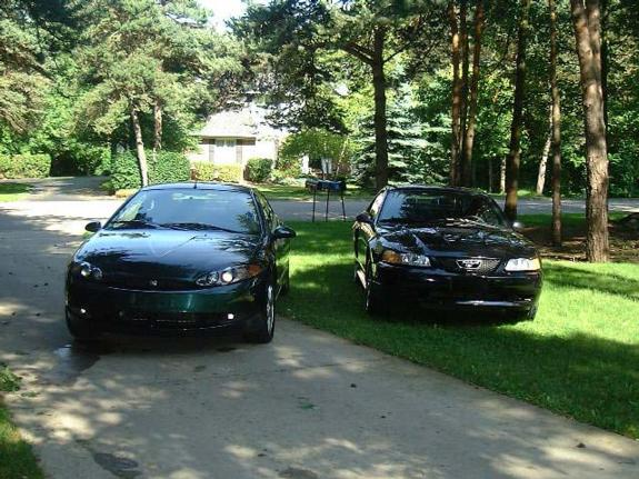 guigs 1999 Mercury Cougar Specs Photos Modification Info at