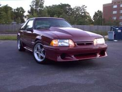 HarryParatestes 1990 Ford Mustang
