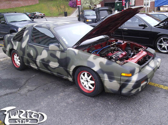 Another somega 1987 Nissan Pulsar post... - 107175