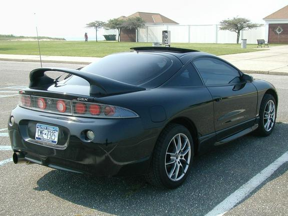 Another 92camry 1997 Mitsubishi Eclipse post... - 107484