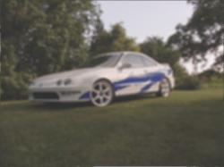 velosity 1999 Acura Integra