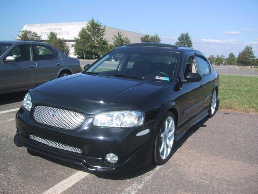 pillager 2000 nissan maxima specs photos modification info at cardomain. Black Bedroom Furniture Sets. Home Design Ideas