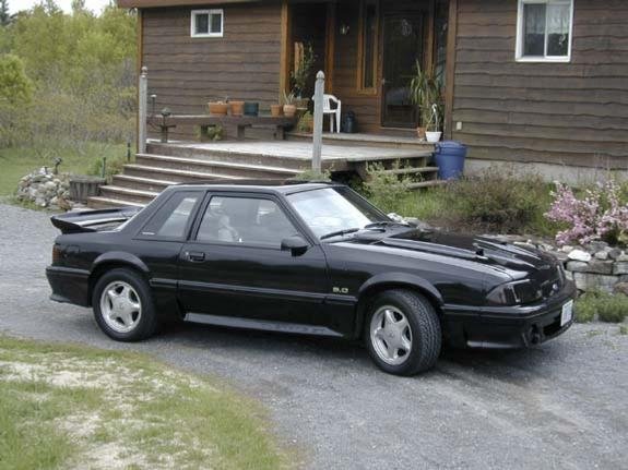 DrPorn 1992 Ford Mustang