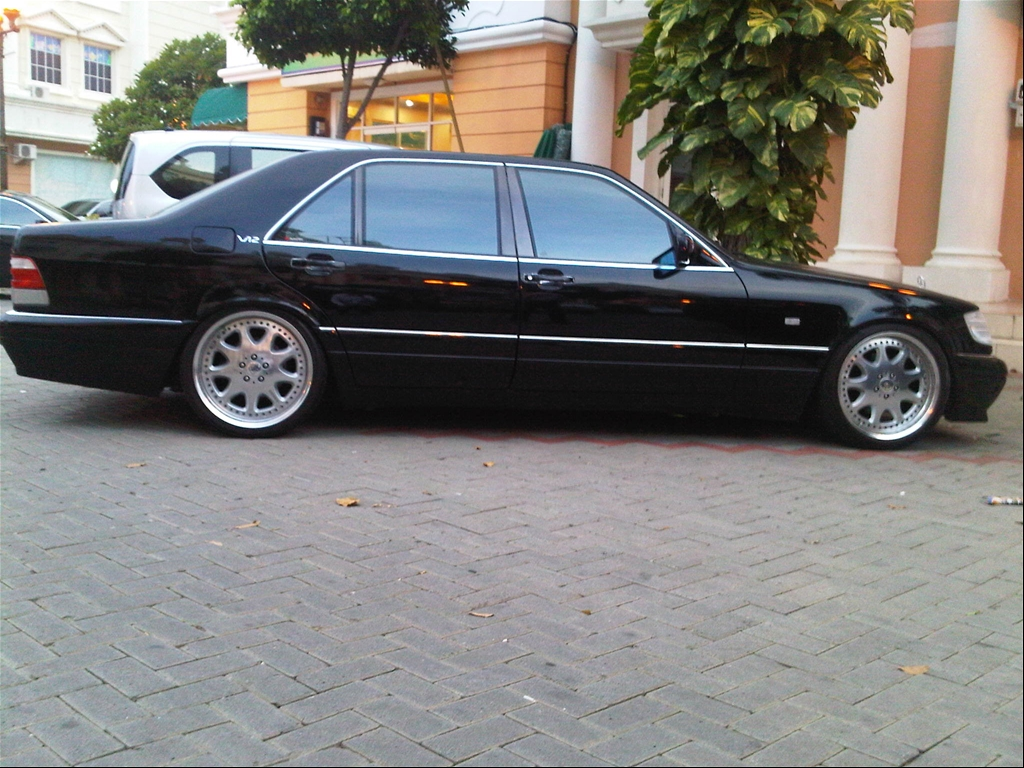 Anyone Own Or Owned A Mercedes S600 W140 Coupe Yahoo