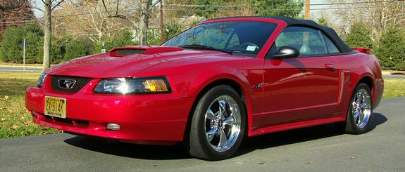 Miklowcic 2003 Ford Mustang 116315