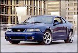 Miklowcic 2003 Ford Mustang 116387
