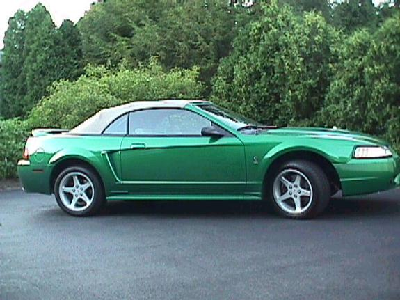 Miklowcic 2003 Ford Mustang 116405