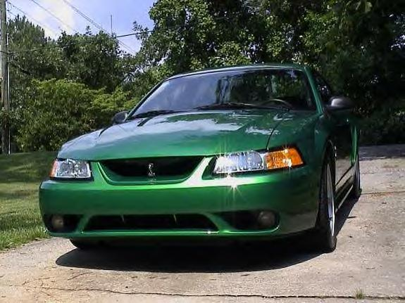 Miklowcic 2003 Ford Mustang 116464
