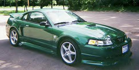 Miklowcic 2003 Ford Mustang 116465