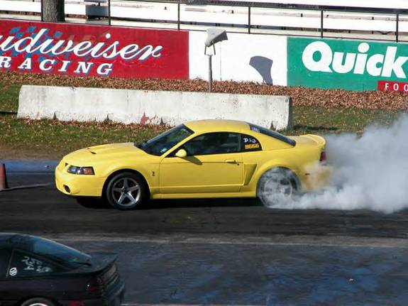 Miklowcic's 2003 Ford Mustang