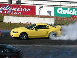 Miklowcic 2003 Ford Mustang