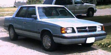 Forty4ma9 1987 Dodge Aries Specs Photos Modification