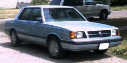 forty4ma9 1987 Dodge Aries