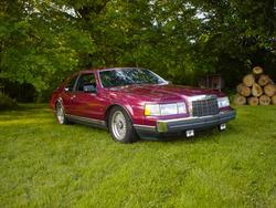 grofry 1991 Lincoln Mark VII