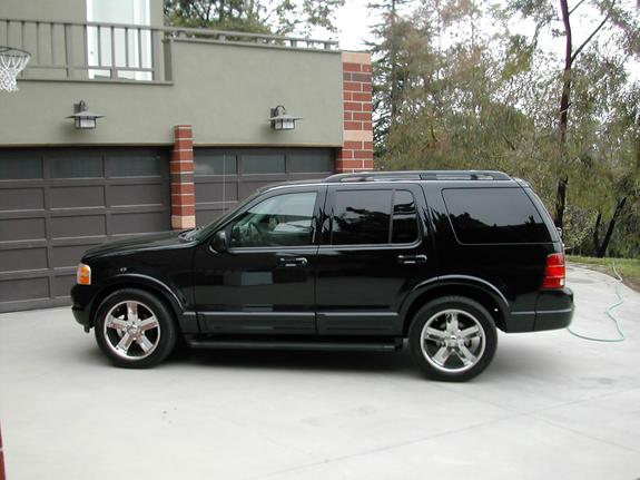 a11us1on 2002 ford explorer specs photos modification. Black Bedroom Furniture Sets. Home Design Ideas