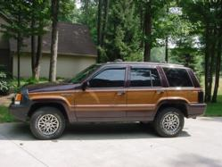 krypt0n1cs 1993 Jeep Grand Wagoneer