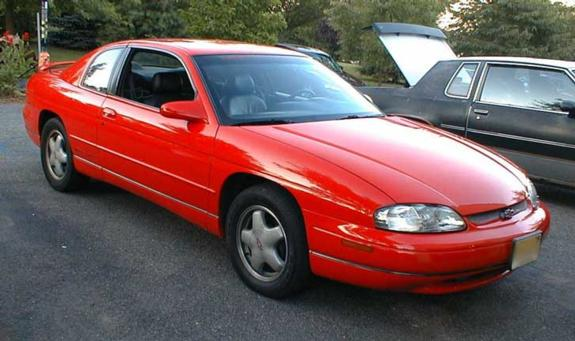 96redmontez34 1996 chevrolet monte carlo specs photos. Black Bedroom Furniture Sets. Home Design Ideas