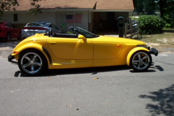 Another ZimZimma328 2000 Plymouth Prowler post... - 128238