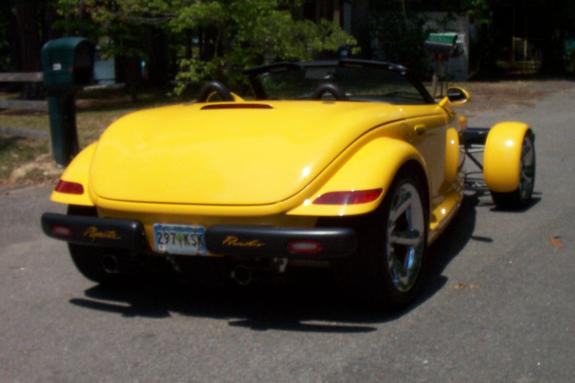 Another ZimZimma328 2000 Plymouth Prowler post... - 128239