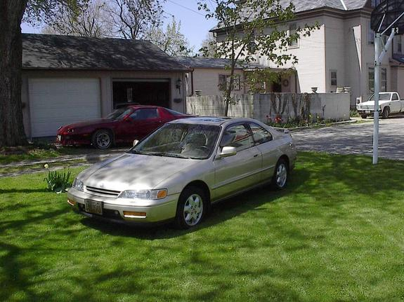 ThumperAC's 1995 Honda Accord