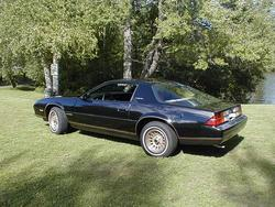 Another krager305ci 1984 Chevrolet Camaro post... - 130207
