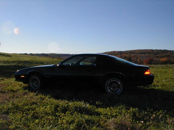 Another krager305ci 1984 Chevrolet Camaro post... - 130221