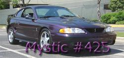 scothew 1996 Ford Mustang