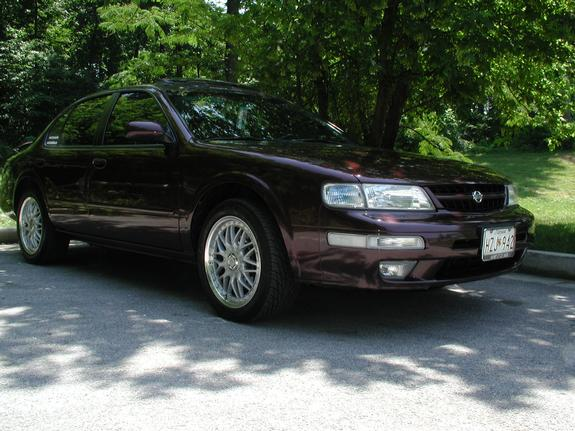 Another coldmaxin 1997 Nissan Maxima post... - 133946