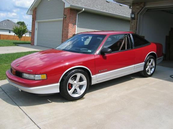 GnatGoSplat 1989 Oldsmobile Cutlass Supreme 135181