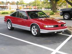 GnatGoSplat 1989 Oldsmobile Cutlass Supreme