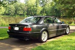 mdabneys 2000 BMW 7 Series