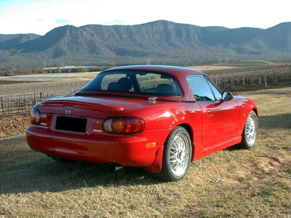 mxfly2 1999 mazda miata mx 5 specs photos modification. Black Bedroom Furniture Sets. Home Design Ideas