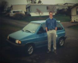 brandonfertigs 1991 Ford Festiva