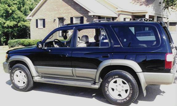 Another badazz4runner 1999 Toyota 4Runner post... - 141021