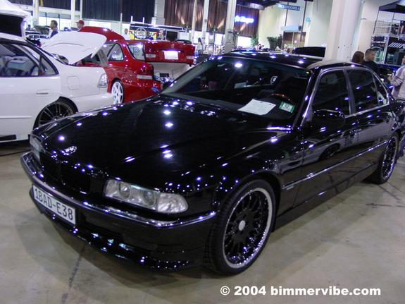 nysevens's 1998 BMW 7 Series