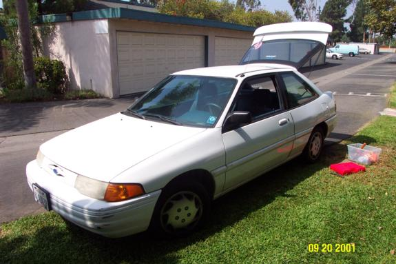 Another 88stang306 1994 Ford Escort post... - 146755