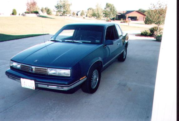 Another Craig63366 1987 Oldsmobile Calais post... - 147192