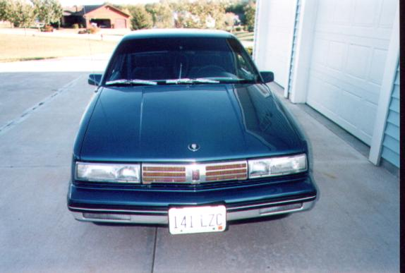 Another Craig63366 1987 Oldsmobile Calais post... - 147195