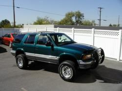 zaremans 1996 GMC Jimmy