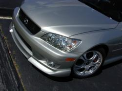 modifier2 2001 Lexus IS
