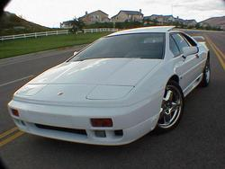 Another momstaxi 1990 Lotus Esprit post... - 152050