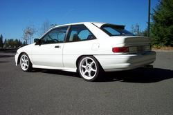 Another 91sleeper 1991 Ford Escort post... - 154652