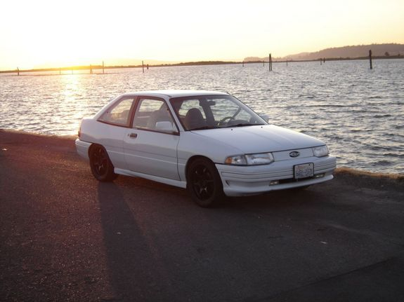 Another 91sleeper 1991 Ford Escort post... - 154664