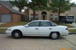 elliven11 1993 Mercury Sable