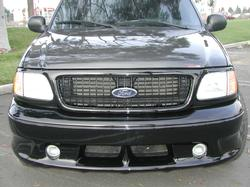 Roushed 2000 Ford Expedition
