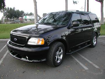Roushed 2000 Ford Expedition 159072