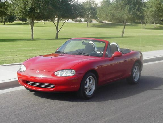 xyerik 1999 mazda miata mx 5 specs photos modification. Black Bedroom Furniture Sets. Home Design Ideas