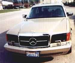 Another jus2swt 1987 Mercedes-Benz S-Class post... - 168005
